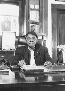 An educator, author and civil rights advocate,  and advisor to FDR and First Lady Eleanor Roosevelt, she headed the Negro Division of the National Youth Administration.
