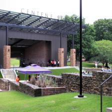 Bergfeld Park Improvements - Tyler TX - Living New Deal