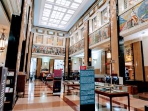 Central Court, Main Library, Toledo, Ohio