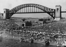 Astoria Pool, Queens, August 20, 1936.