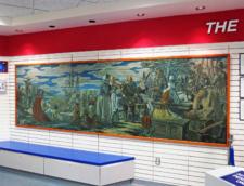 Virginia Beach post office mural