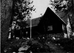 Tuolumne Meadows Mess Hall, 1934