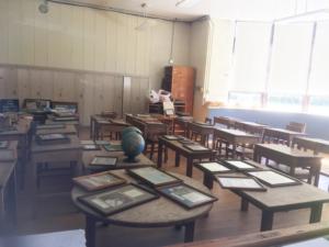 Homestead School classroom