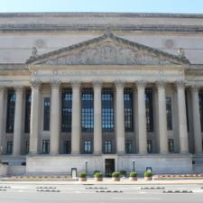 National Archives building - Washington DC