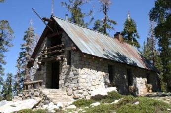 CCC Ostrander Ski Hut