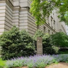 North Wing of IRS building - Washington DC