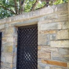 Entrance gate,National Arboretum - Washington DC
