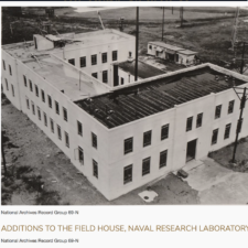 Field House, Naval Research Laboratory -Washington DC