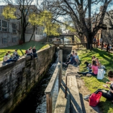 C&O Canal Georgetown - Washington DC