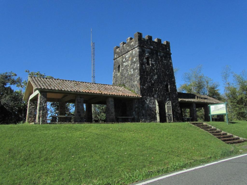 La Torre De Piedra Maricao Pr Living New Deal
