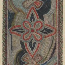 George Vesolles, Shaker Rug, c. 1935