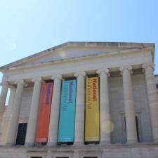 Facade, National Gallery of Art - Washington DC