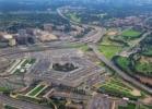 Aerial view of the Pentagon - Arlington VA