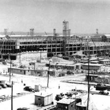 Pentagon Under Construction