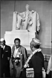 Gordon Parks, March on Washington, 1963