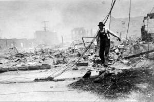 Greenwood Massacre—Greenwood was the preeminent black community in the United States in the 1920s