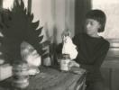 Velma Buckner, WPA artist, Washington, DC, ca. 1935-1939