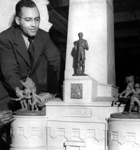 Truman Gibson, executive director of the American Negro Exposition