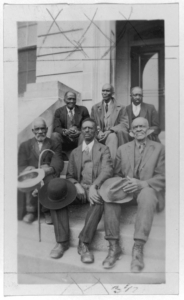 Old Slave Day Reunion, 1937, Southern Pines, North Carolina
