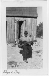 Elijah Cox, 1937