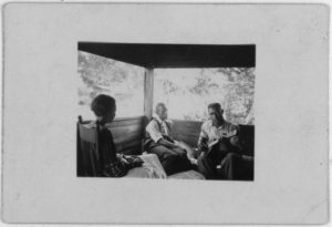 Zora Neale Hurston interviews Rochelle French and Gabriel Brown for the FWP