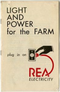 REA Poster