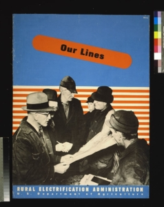 """Our lines"" Poster"