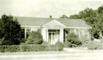 Exterior of WPA Berkeley County Library