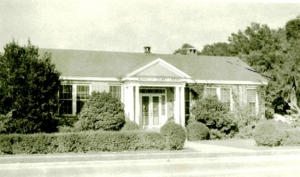 Exterior of WPA Berkeley County Library