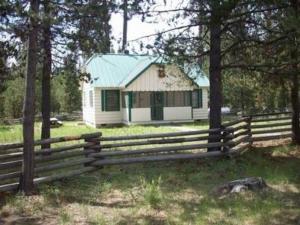 Fall River Guard Station