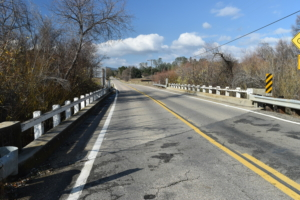 Trout Creek Bridge - Santa Marguerita CA