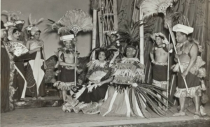 Swing Mikado, Negro Unit, Great Northern Theatre, Chicago, 1938.