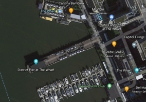 Likely location of Yacht Basin No. 2