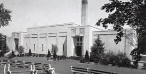 Cincinnati Zoo: Reptile Building - Cincinnati OH