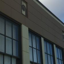 Art Deco Detail Crook County High School