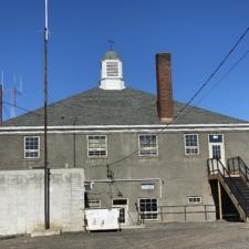 Back of Condon City Hall