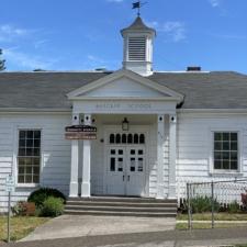 Barclay School Entrance