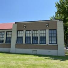 Crook County High School Deco Details - Slight Bay
