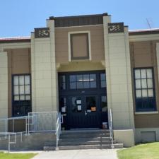 Crook County High School Entrance