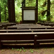 Campfire Center, Prairie Creek Redwoods State Park - Orick CA