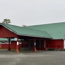 Municipal recreation hall,Firemen's Park - Ferndale CA