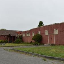 Stock building,Humboldt County fairgrounds - Ferndale CA