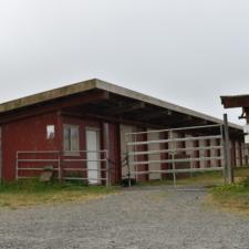 Unidentified building,Humboldt County fairgrounds - Ferndale CA