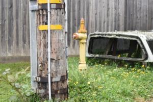 Old fire hydrant - Loleta CA