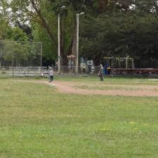 Third baseball field,Rohner Park - Fortuna CA