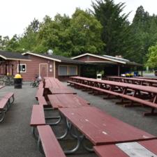Picnic area,Rohner Park - Fortuna CA