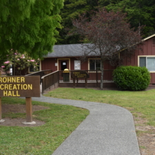 Recreation hall,Rohner Park - Fortuna CA
