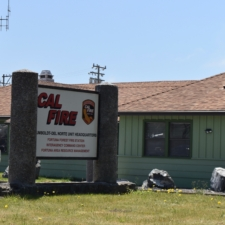 CalFire Humboldt-Del Norte Unit HQ - Fortuna CA