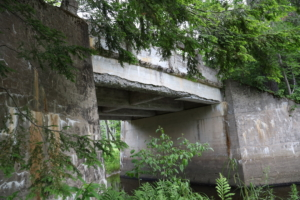 Rolling Brook Dam Bridge - Gardiner ME