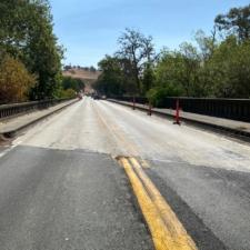 Arroyo de la Laguna Bridge - Sunol CA